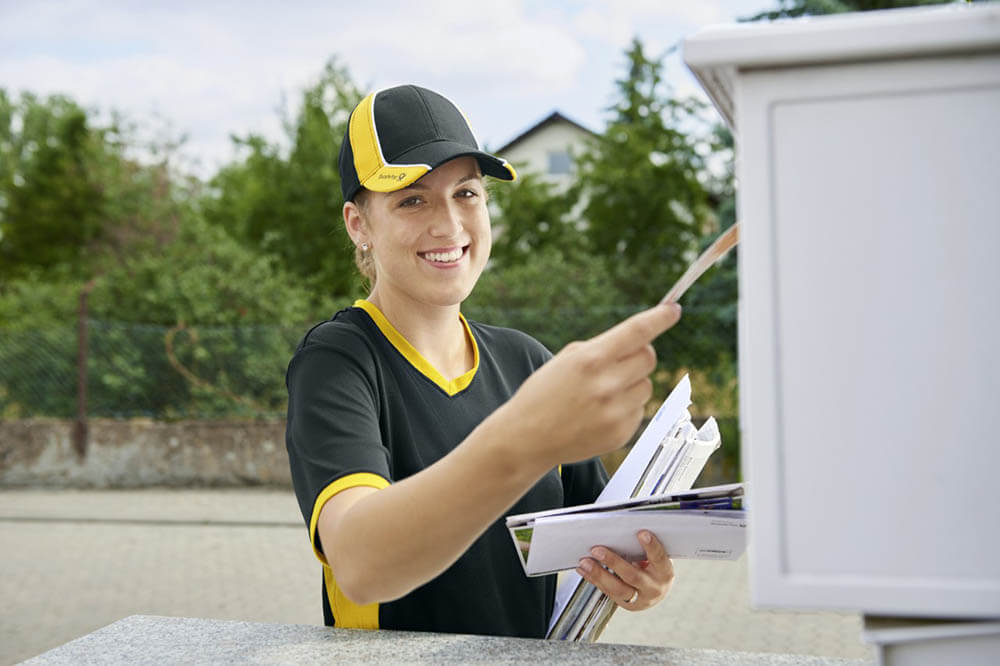 Newsletter Marketing und die Deutsche Post