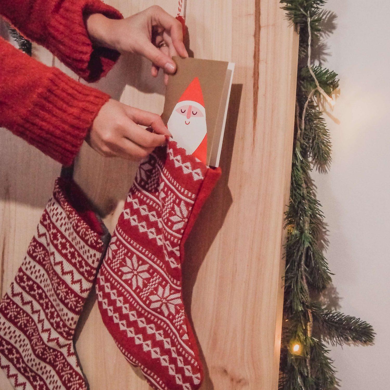 Inhalt Weihnachtsmail
