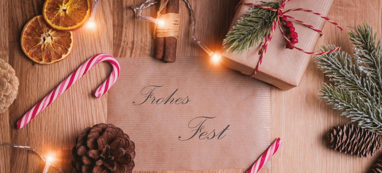 Frohe Weihnachten von eMailChef